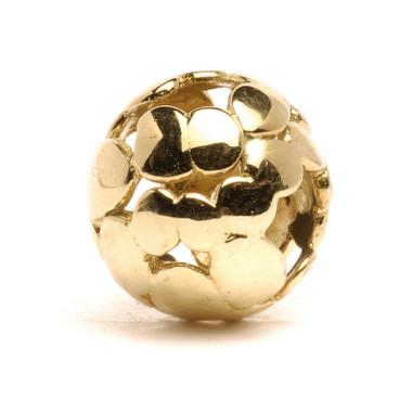 Spot, 18K Gold Trollbeads