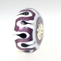 Opaque Purple Bead