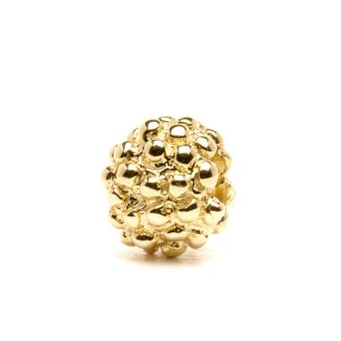 Berry Bead, Gold Trollbeads