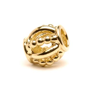 Royal Bead Gold Trollbeads