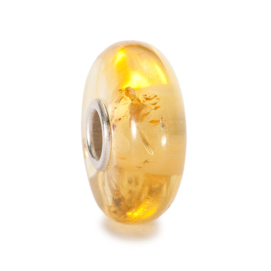 Honey Dew Natural Amber Trollbeads