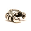 Crab Sterling Silver Bead