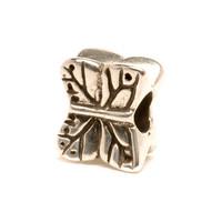 Butterfly Silver Trollbeads