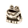 Frog Silver Trollbeads