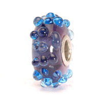 Blue Fizz Retired Trollbeads