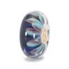 Blue Petals Glass Group 1 Trollbeads