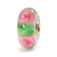 Rose Glass Trollbeads