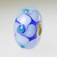 Blue & Aqua Unique Bead