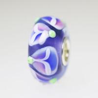 Blue & Violet Unique Bead