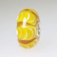 Yellow Swag Unique Bead