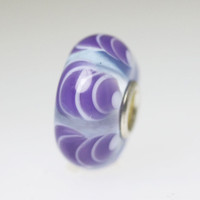 Purple Swag Unique Bead