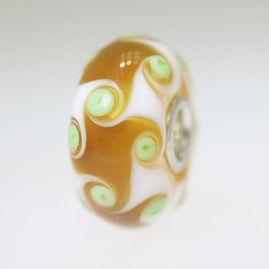 Harlequin Unique Bead