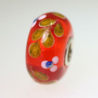 Red Vine Bead