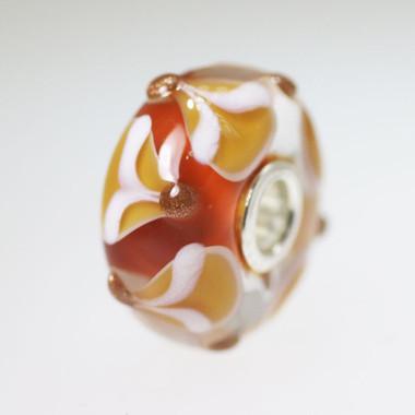 Rust Unique Bead