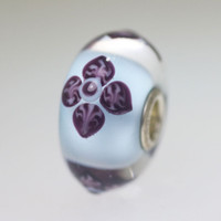 Light Blue Unique Bead