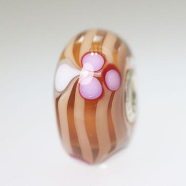 Light Clay bead