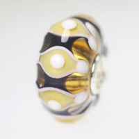 Golden Yellow Unique Bead