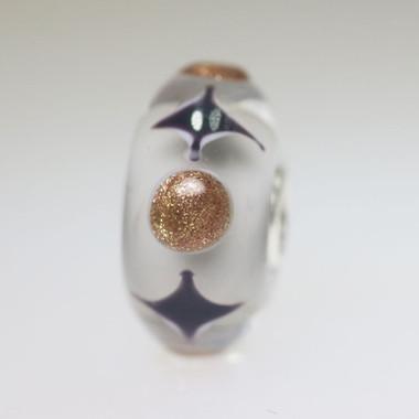 Glitter Unique Bead