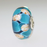 Waterlily Unique Bead Design