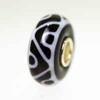 Black and White Bead
