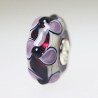 Deep Purple Unique Bead