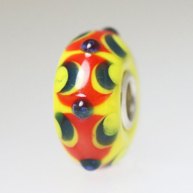Yellow Unique Bead