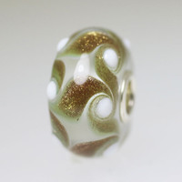 Glitter Unique Bead