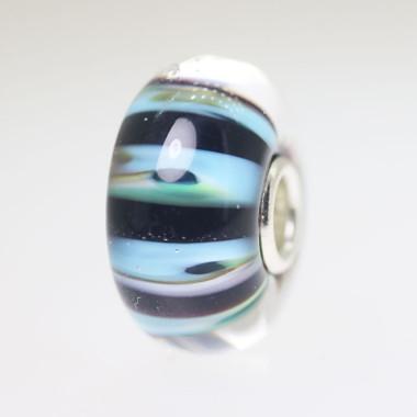 Stripe Unique Bead