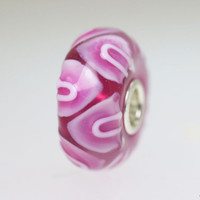Pink Unique Bead