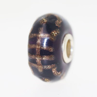 Purple Unique Longevity Bead