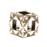 Origami Silver Trollbeads