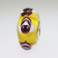 Yellow Bee Bead
