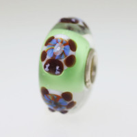 Light Green Turtle Bead