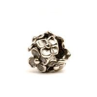 Hydrangea Sterling Silver Trollbeads