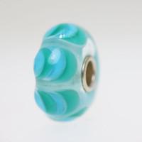 Aqua Swag Unique Bead