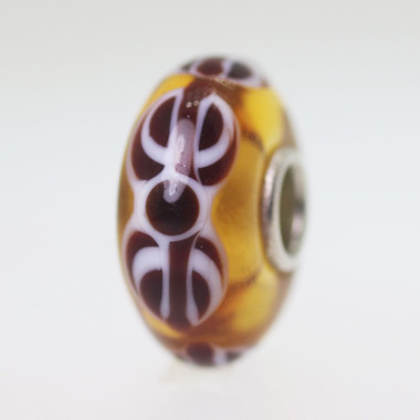 Brown Unique Bead