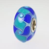 Aqua & Blue Bead