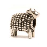 Lamb Silver Trollbeads.