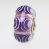 Purple Unique Bead
