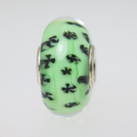 Light Green Unique Bead