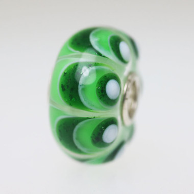 Green Swag Bead