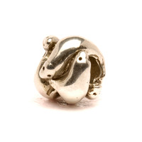 Seals Sterling Silver Trollbeads, retired