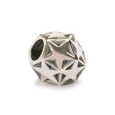 Sparkling Star Silver Trollbeads