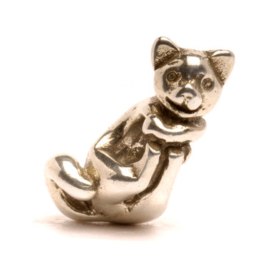 Big Cat Sterling Silver Trollbeads