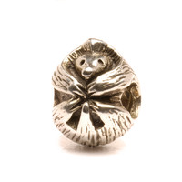 Porcupine Silver Trollbeads