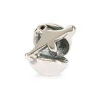 Libra Silver Trollbeads Zodiac