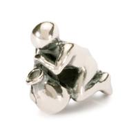 Aquarius Silver Zodiac Trollbeads
