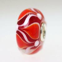 Red Unique bead