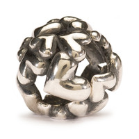 Heart Ball Trollbead