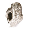 Owl Sterling Silver Animal Trollbeads